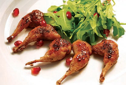 GO-TEXAN- Menu-Chef-Gorji Quail Legs