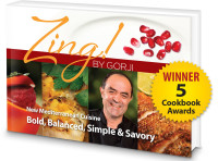 Zing! By Gorji Cookbook