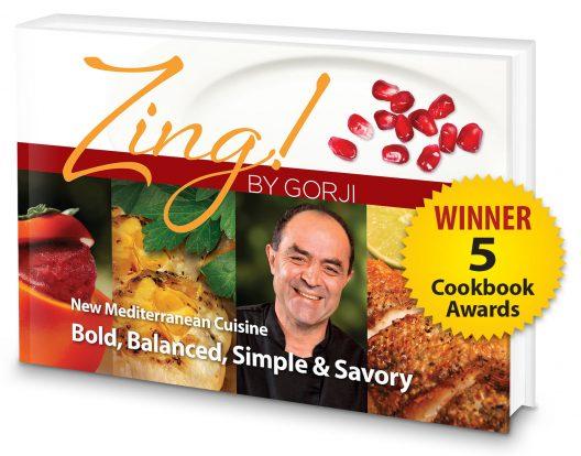 Zing! By Gorji Cookbook