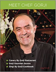 no-tipping policy at Canary By Gorji
