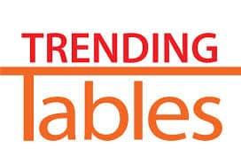 Trending Tables