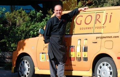 Chef Gorji