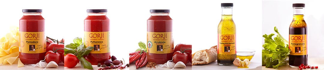 Gorji-Gourmet-Product-line-up