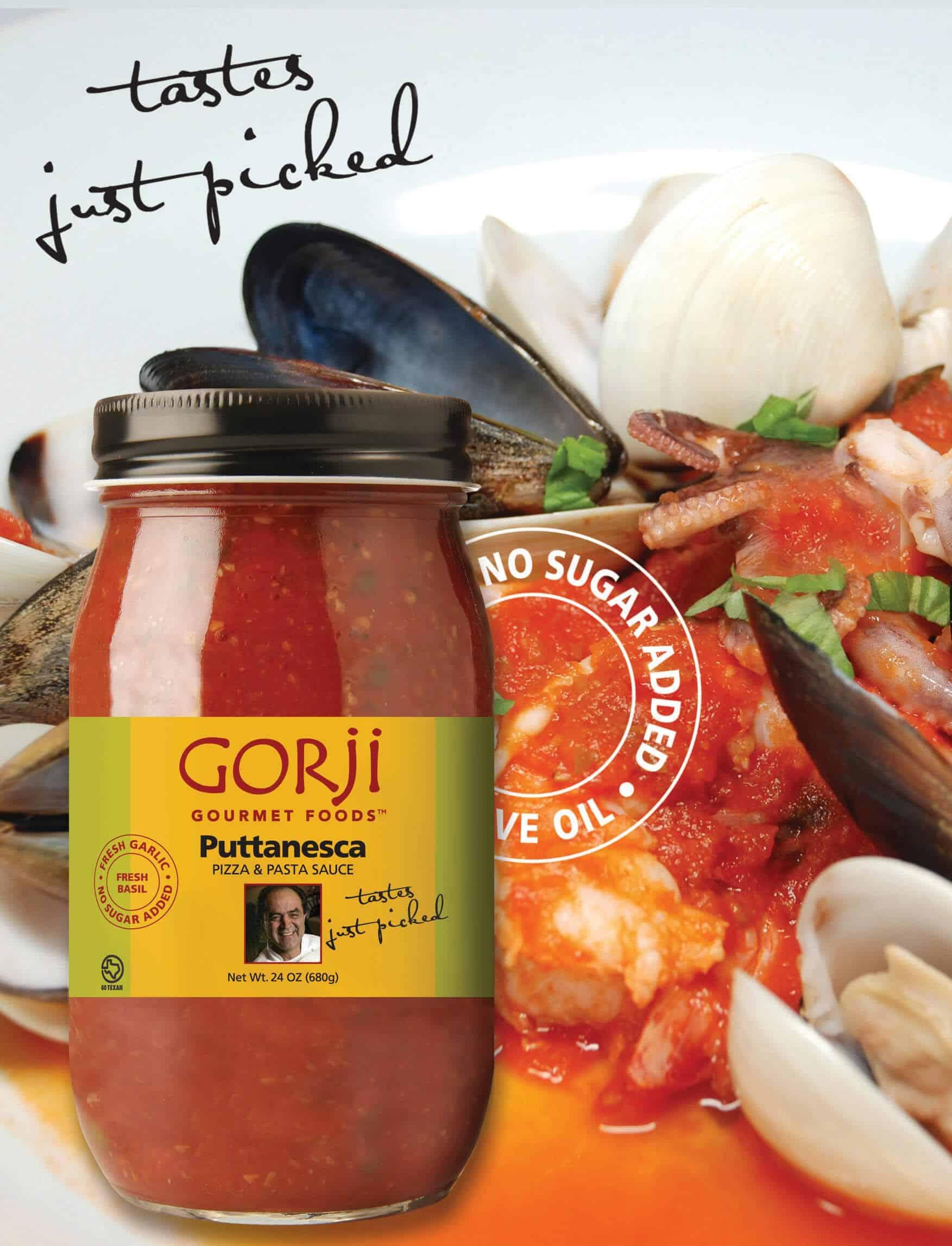 puttanesca sauce - seafood puttanesca