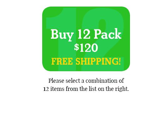 Buy 12 Pack