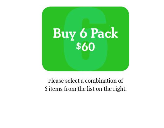 Buy 6 Pack
