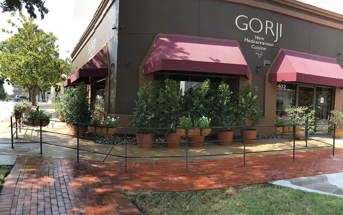Gorji, first no tipping restaurant in Dallas
