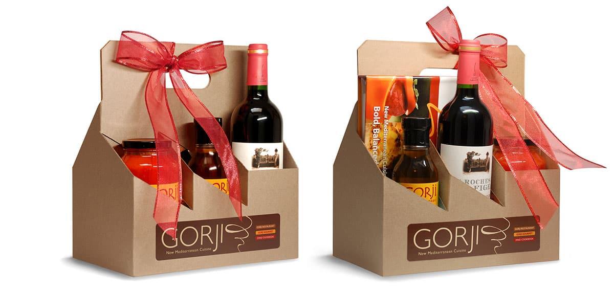 Gorji Holiday 5 & Wine Gift Pack + Book