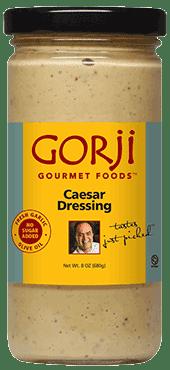 Gorji Gourmet Foods Caesar Dressing available for pickup in Dallas, TX.