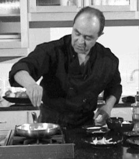 Meet Chef Gorji Interview By Voyage Dallas Magazine