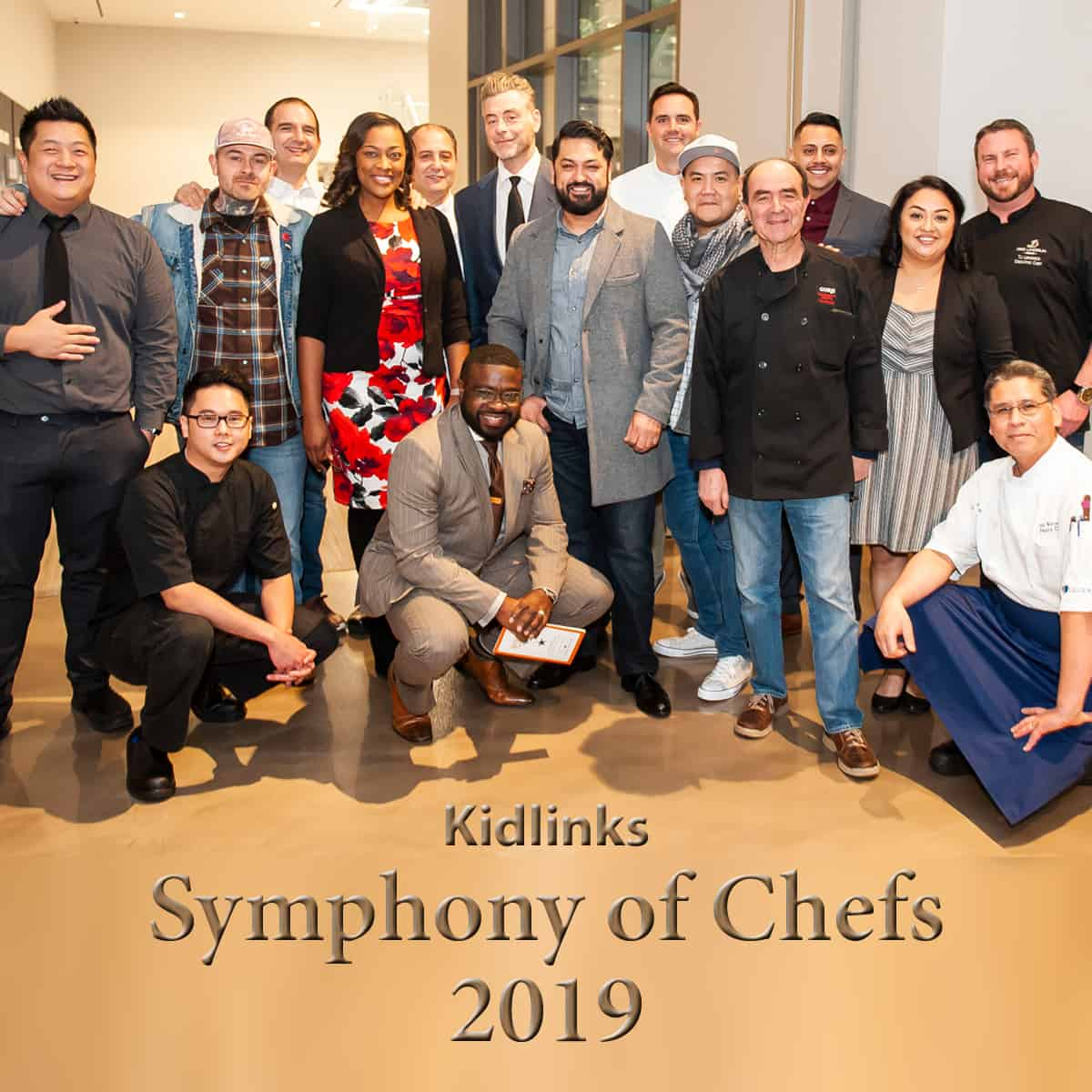 Chef Gorji and Symphony of Chefs