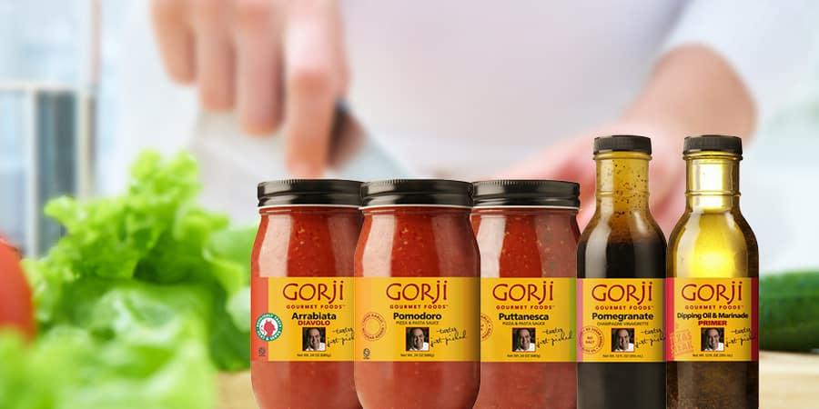 Gorji Gourmet Sauces in Dallas, Texas