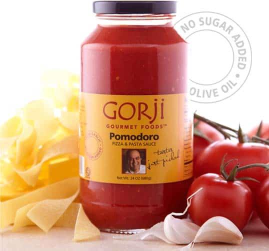 Gorji Gourmet Pomodoro Sauce