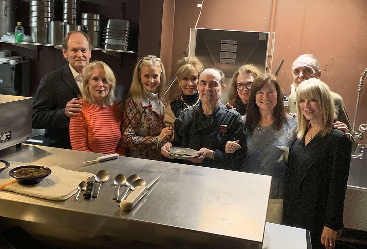 Gorji Cooking Class Dec 10, 2019