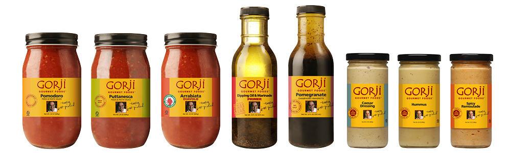 Cooking with Gorji Gourmet Sauces