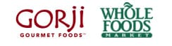 Gorji Gourmet and Whole Foods Logo for Pizza Class