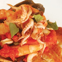 Seafood Melange