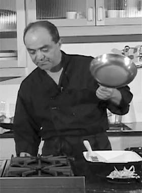 Chef Gorji Kitchen