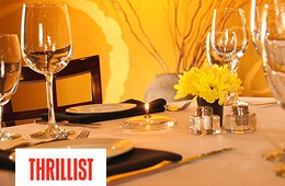 Thrillist Romantic Restaurants