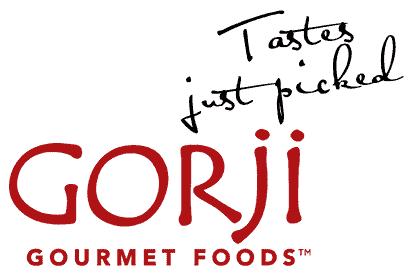 Gorji Logo Taste Just Picked