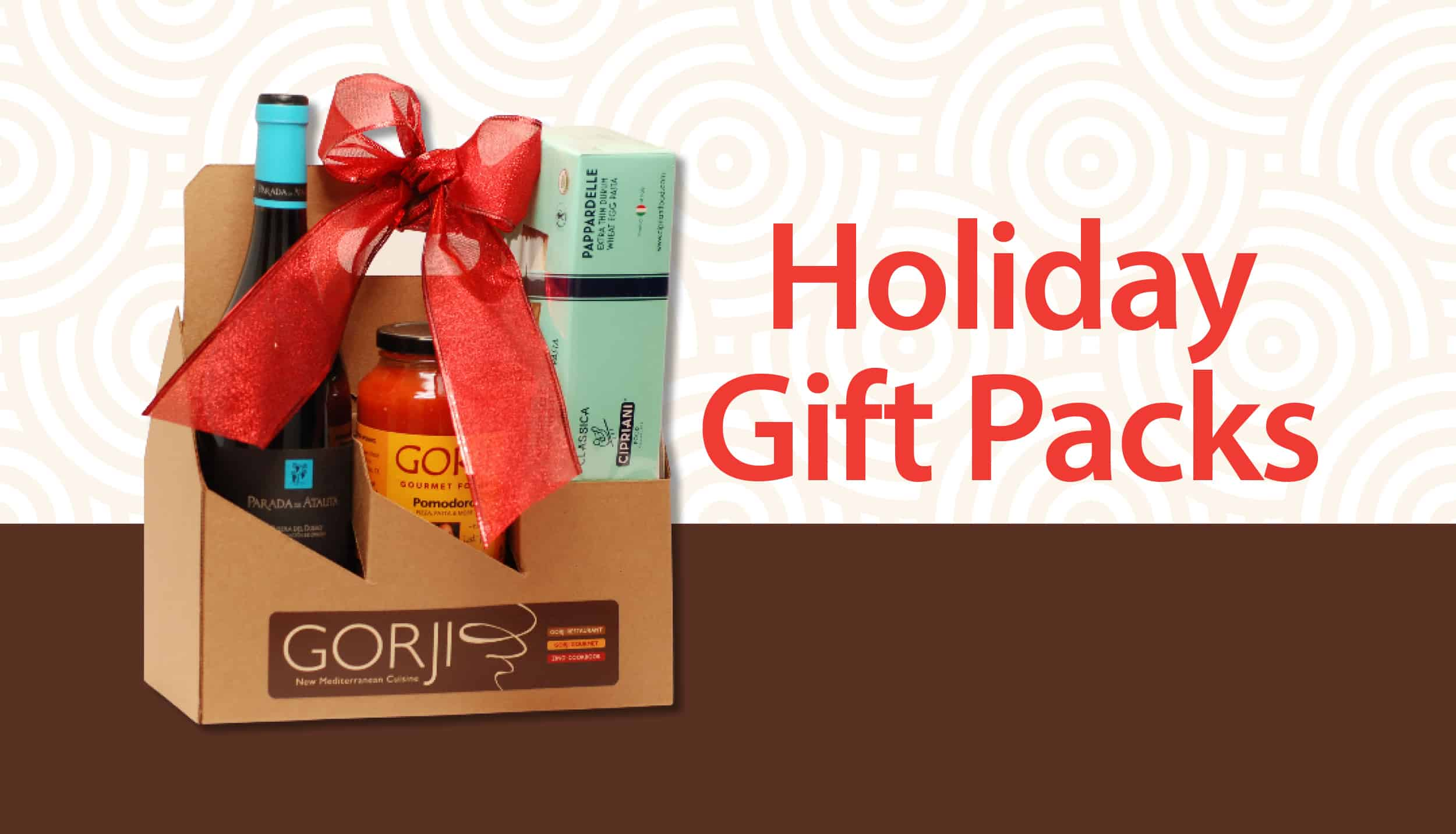 Gorji Gift Packs