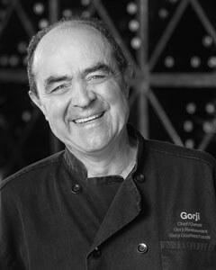 Chef Gorji BW